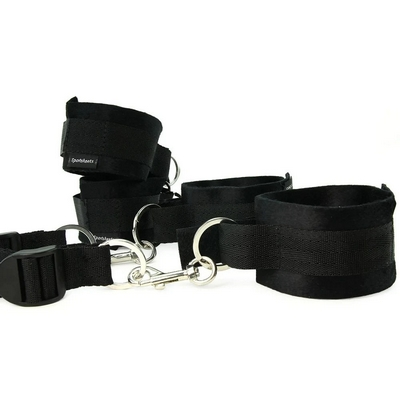 Under-the-bed restraints are one of the best sex toys for couples in 2021.